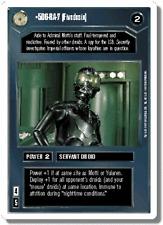 Star Wars CCG: Premiere White Border, 5D6-RA-7 [Fivedesix] - R1 - Rare Card