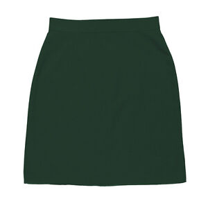 "Zeco School Uniform Girls Pencil Skirt Knee Length 7-13y &28""-40"" Waist (GS3016)"