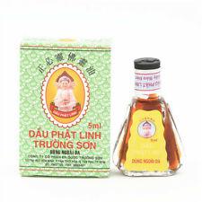 Arthritis Headache Pain Relief Oil Vietnam Herbal Tiger Balm Buddha Ointment Oil
