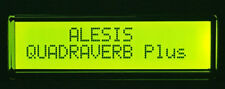 ALESIS LCD DISPLAY SCREEN - QUADRAVERB, QUAD PLUS, QUAD GT - GREEN