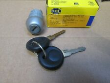V W MODELS BEETLE GOLF POLO ETC IGNITION BARREL AND KEY HELLA 6JK920310101