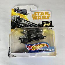 Hot Wheels Star Wars Imperial Patrol Speeder Carships Solo Die Cast New FJF83