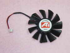 55mm XFX HD5570 GT240 GTS250 Fan Replacement 42mm 2Pin DF0601012RFMN 0.20A R08