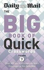 Daily Mail Big Book of Quick Crosswords 9 by Daily Mail