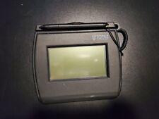 T-Lbk750-Bhsb-R Topaz SigLite Lcd 4x3 Signature Capture Pad