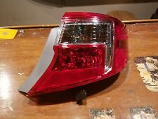 2012 2013 2014 TOYOTA CAMRY OEM RIGHT TAIL LIGHT RO1
