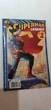 SUPERMAN LEGENDS # 1  PANINI COMICS
