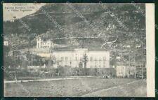 Frosinone Cassino Palazzo Baronale Colelle Villino Pegazzana cartolina RB7070