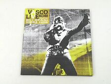 VASCO ROSSI LIVE KOM COLLECTION - GLI SPARI SOPRA TOUR - DVD PAL - OTTIME COND.