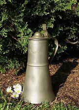 Pichet,chope en étain,poinçons,Angleterre,pitcher,mug,jug,1821