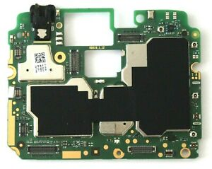 OEM CRICKET MOTOROLA MOTO G7 SUPRA XT1955-5 REPLACEMENT 32GB LOGIC MOTHERBOARD