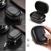 Für B & O PLAY Beoplay E8 Bluetooth Kopfhörer Headset Leder Hülle Tasche Cover