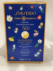 Shiseido Tory Burch Ultimate Sun Protection 50+ 150ml Brand New