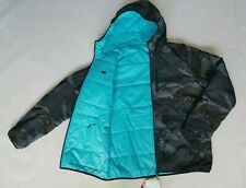 Men's Nike Termal Insulated Reversible padded jacket camouflage size L New