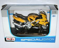 Maisto - HONDA CBR600F4 Motorbike - Die Cast Model Scale 1:18