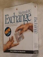 Macintosh PC Exchange - NIB Mint Condition and still shrink-wrapped. Free ship.