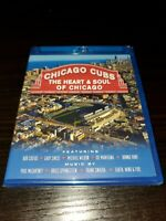 Chicago Cubs: The Heart Soul of Chicago (Blu-ray/DVD, 2011) MLB BRAND NEW SEALED