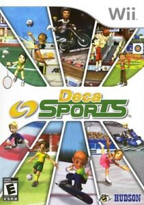 Deca Sports - Nintendo  Wii Game