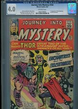 Journey Into Mystery #103 (1st Enchantress) CGC 4.0 OWP