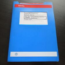 VW Passat B5 Werkstatthandbuch 5-Gang Schalt Getriebe 01A syncro TDI / VR5 / V6
