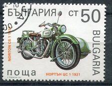 TIMBRE MOTO NORTON CS 1  1931