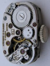 used Lady Longines 5L Watch movement complete