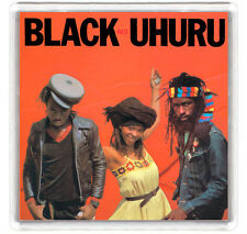 BLACK UHURU RED 1981 LP COVER FRIDGE MAGNET IMAN NEVERA