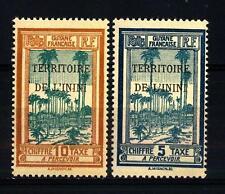 Inini - 1932-1941 - Segnatasse.