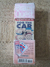 Brain Quest For The Car - Ages 7-12 Deck One & Deck Two