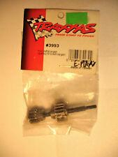 Traxxas 3993 Input shaft/Drive shaft assembly 18/13 tooth fit E-Maxx Emaxx