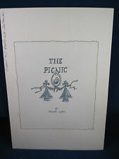 """Artist James Leal an illustrated """"the Picnic"""" for Spiro Kosoff"""