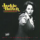 Various Artists : Jackie Brown CD (1998) DISC ONLY #H159