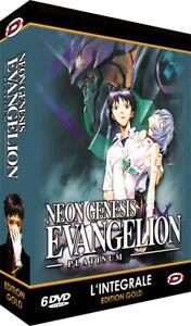 ★Evangelion (Neon Genesis) ★ Intégrale Gold - 7 DVD