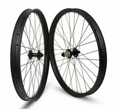 650B Mountain Bike Carbon Wheelset 50mm Width 25mm Depth with boost hub 110/148