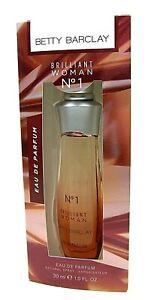Betty Barclay Edp BRILLIANT Woman No1 Eau de Parfum 30 ml