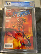 Amazing Spiderman 431 CGC 9.8 FIRST COSMIC CARNAGE!! Hot Book!!