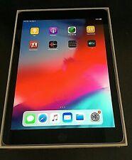 Apple iPad 6th Gen 32GB WiFi Cellular Sprint 9.7in Silver in original box A1954