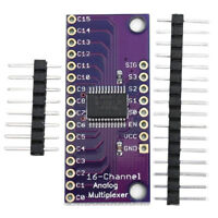 CD74HC4067 CMOS 16 CH Analog Digital MUX Breakout Board for Arduino K1A4