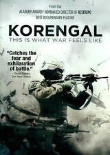 Korengal (DVD 2014) Afghan War Documentary