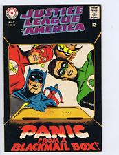 Justice League of America #62 DC Pub 1968