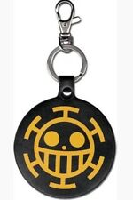 *NEW* One Piece Heart Skull Key Chain Keychain Anime Manga GE Animation LICENSED