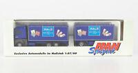 AMW 1:87 70401 Renault AF 550E Koffer-Lastzug Bahlsen, OVP