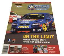 Bathurst 1000 Race Program - 2003