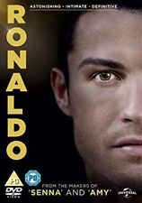 Ronaldo - DVD (real Madrid Cristiano Ronaldo) The Documentary Watched Once