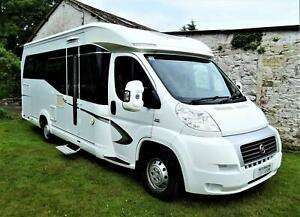 Hobby Premium Drive 70 GE 3 Berth Rear Fixed Bed Motorhome For Sale