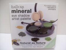 IsaDora Mineral eye shadow artist palette Emerald & Agate - Sweden