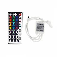 Kit Contrôleur RGB 12V 6A Ruban Bande Guirlande LED 3528 5050 avec Télécommande