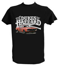 T shirt Hazzard, The Dukes of Hazzard, T shirt Anni 80, Serie Tv