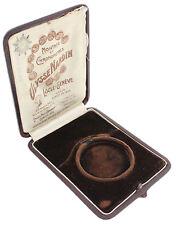 ULYSSE NARDIN TASCHENUHREN-BOX - max. 45 mm DURCHMESSER - ca. 1910