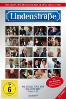 LINDENSTRASSE FOLGEN 1-52 COLLECTORS BOX 11 DVD  NEU